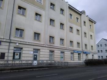 budova STS