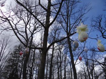 velikonoční stromy 3